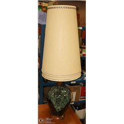 BLUE MOUNTAIN POTTERY STYLE VINTAGE LAMP