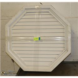 """LOT OF 3 HEXAGON 24"""" HOME VENTS"""
