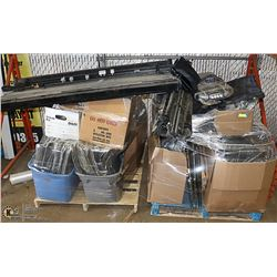 2 PALLETS OF AUTO PARTS CONTAINING