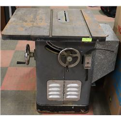 ROCKWELL 10 INCH UNISAW CABINET SAW