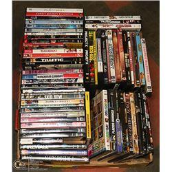 60 DVDS,NINTENDO DS GAMES ,E GAMES