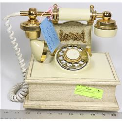 VINTAGE TELEPHONE (NOT WORKING)