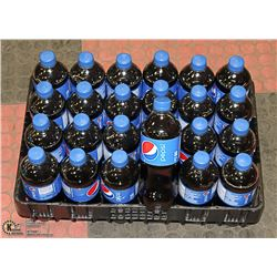 FLAT WITH 24 591ML BOTTLES PEPSI PAST BEST BEFORE