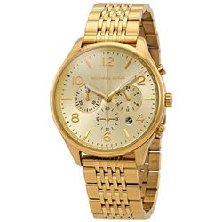 NEW MICHAEL KORS 40MM TRIPLE CHRONO MSRP $369