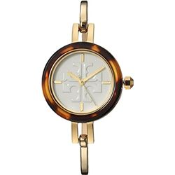 NEW DESIGNER TORY BURCH BANGLE WATCH MSRP $349