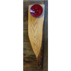 Walnut Bread Board and Dipping Dish