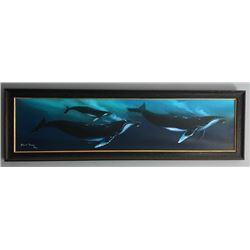 Whale Ohana Print