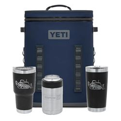 Yeti Hopper Backflip 24, 30oz Tumbler, 20oz Tumbler and Rambler Colster