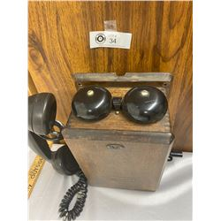 Antique Northern Electric Telephone In Great Shape