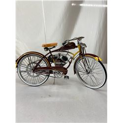 Schwinn 1948 Whizzer Motor Bike 1:6 Scale In Original Box