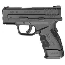 Springfield XD Mod2 Sub Compact 9mm