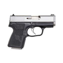 """KAHR CM9 9MM 3"""" MSTS POLY NS 6RD"""