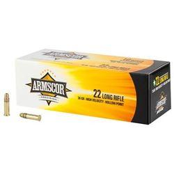 ARMSCOR 22LR HVHP 36GR - 500 Rds