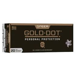 SPR GOLD DOT 308WIN 150GR HP - 20 Rds