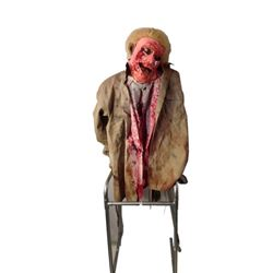 Hell Fest Donald Zombie Movie Props