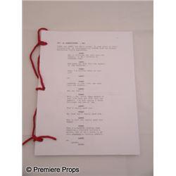 Seven Psychopaths Hans (Christopher Walken) Script Movie Props