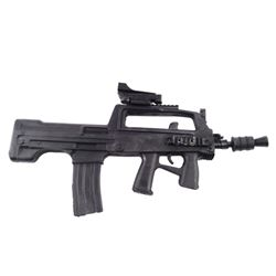 Underworld: Awakening SWAT Guard Machine Gun Movie Props