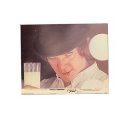 Clockwork Orange Lobby Card 1971