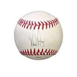 Official League Baseball signed by Nolan Ryan