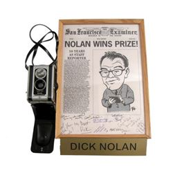 Big Eyes Dick Nolan (Danny Huston) Movie Props