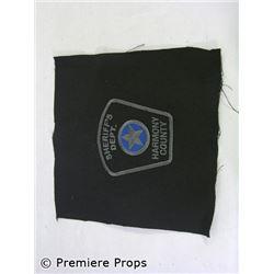 My Bloody Valentine Sheriff's Badge Movie Props