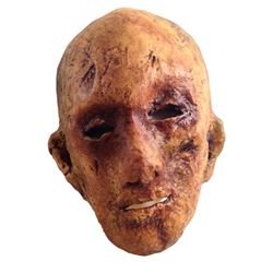 """Hell Fest """"The Other"""" Screen Worn Mask Movie Prps"""