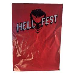 Hell Fest Logo Banner