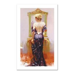 Pino (1939-2010)  Evening Elegance  Limited Edition Giclee. Numbered and Hand Signed; Certificate of