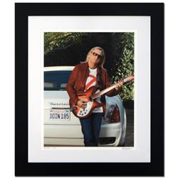 """""""Joe Walsh"""" Limited Edition Giclee by Rob Shanahan, Numbered and Hand Signed with COA. This piece co"""
