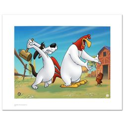 """""""I Say I Say Son"""" Limited Edition Giclee from Warner Bros., Numbered with Hologram Seal and Certific"""
