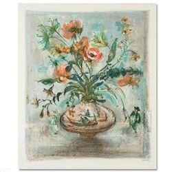 """""""Venetian Still Life"""" Limited Edition Lithograph by Edna Hibel, Numbered and Hand Signed with Certif"""