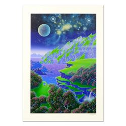 """Jon Rattenbury, """"Nightlife"""" Limited Edition Serigraph, Numbered and Hand Signed with Letter of Authe"""