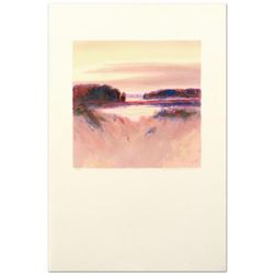 """Peter Pettegrew -""""Daybreak Vista II"""" Limited Edition Lithograph, Numbered and Hand Signed."""