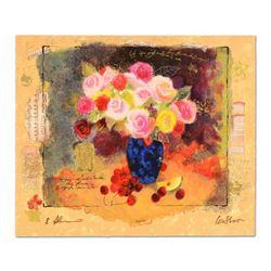 "Alexander Galtchansky (1959-2008) & Tanya Wissotzky (1959-2006), ""Still Life with Flower Bouquet"" Li"