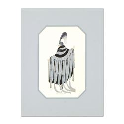 """Erte (1892-1990), """"Gaby Desly"""" Limited Edition Serigraph, Numbered and Hand Signed with Certificate"""