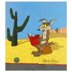 """""""Acme Catalogue"""" Limited Edition Animation Cel with Hand Painted Color. Numbered and Hand Signed by"""