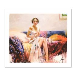 "Pino (1939-2010) ""Sweet Sensation"" Limited Edition Giclee. Numbered and Hand Signed; Certificate of"
