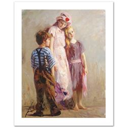 """Pino (1939-2010) """"The Spirit of Love"""" Limited Edition Giclee. Numbered and Hand Signed; Certificate"""