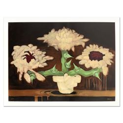 """Brenda Barnum, """"Suite 113"""" Limited Edition Serigraph (44"""" x 31""""), Numbered and Hand Signed with Cert"""
