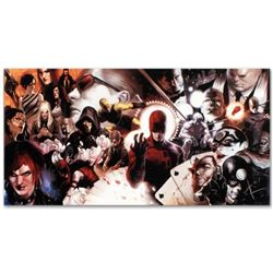"""Marvel Comics """"Daredevil #500"""" Numbered Limited Edition Giclee on Canvas by Marko Djurdjevic with CO"""