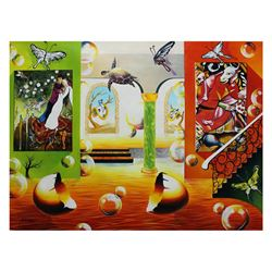 "Alexander Astahov- Original Oil on Canvas ""House Of Art"""