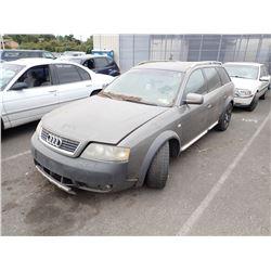 2003 Audi allroad quattro