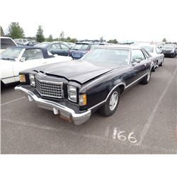 1977 Ford LTD II