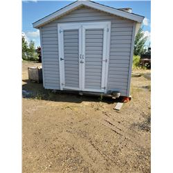 10FT X 12FT SHED,