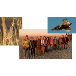 Hunt Package ­Ladies Wingshooting at the Bluffs and TriStar shotgun