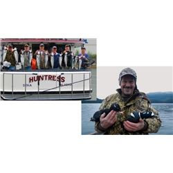 Hunt Package - Salmon Fishing and Sea Duck hunting in Alaska Sponsored by: Archipelago Adventures