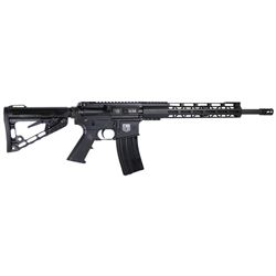 Diamondback Black AR in .223 with MLOK ALUMARAIL A2 Pistol Grip