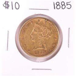 1885 $10 Liberty Head Eagle Gold Coin