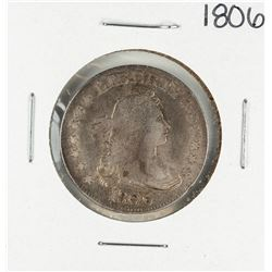 1806 Draped Bust Quarter Coin