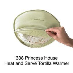 Heat and Serve Tortilla Warmer #338